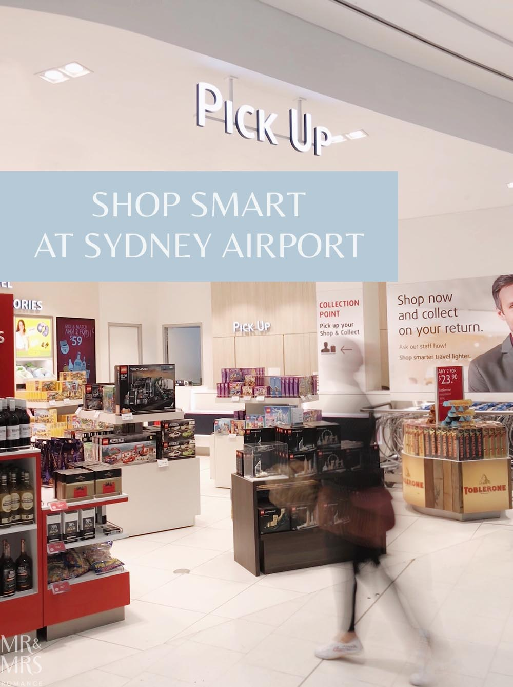 How to travel light, pack smart and stay stylish - shop smart Sydney Airport #wortharrivingearlyfor