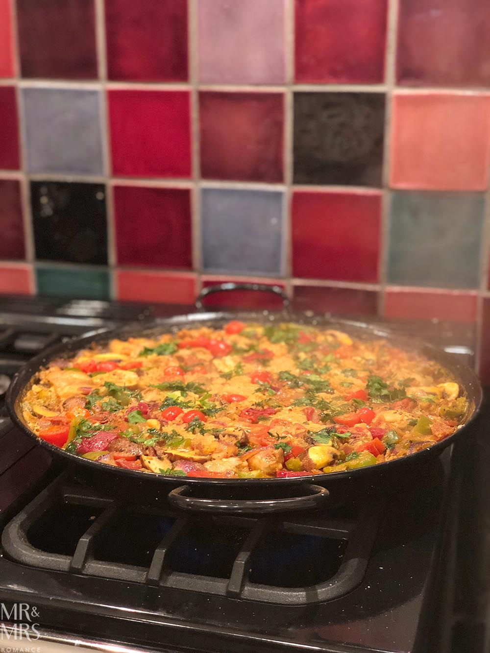 Welcome back to England Weekly Edition - Dave's Paella