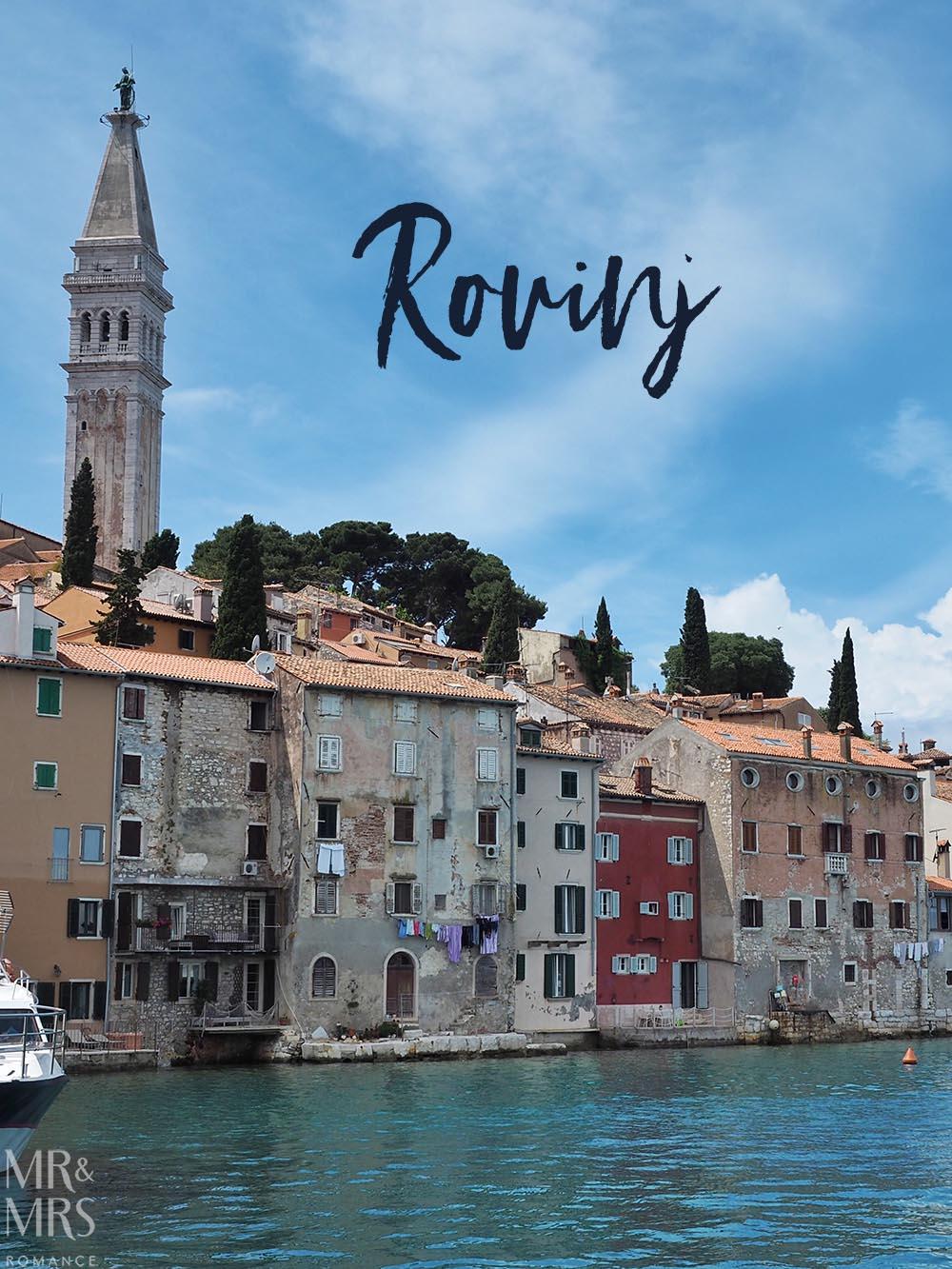 Rovinj Croatia Istria