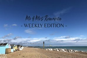 A Norfolk beach, a Suffolk snack, a Sussex catch-up and an Essex birthday bash
