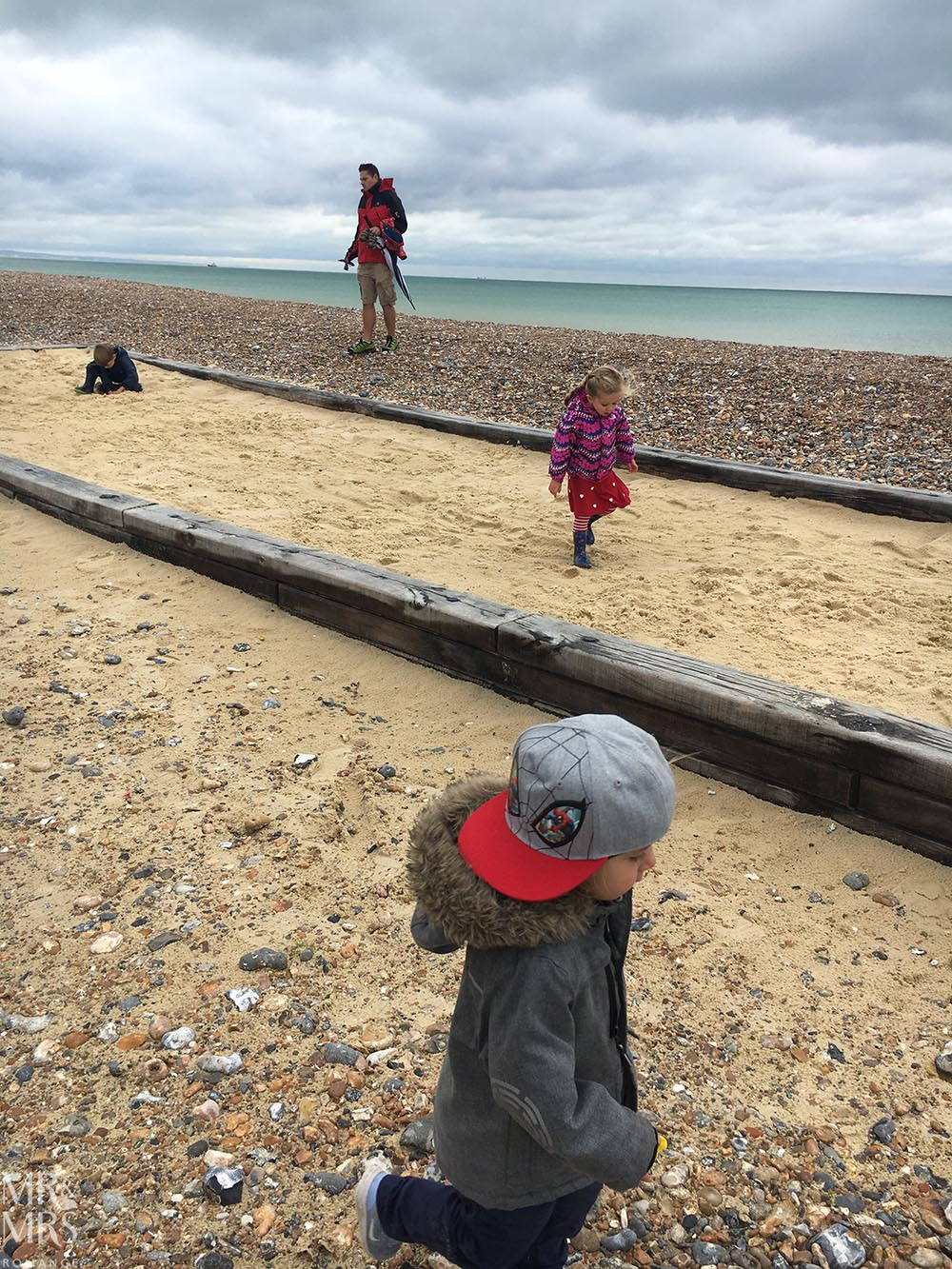 Norfolk, Suffolk, Sussex, Essex - Brighton beach