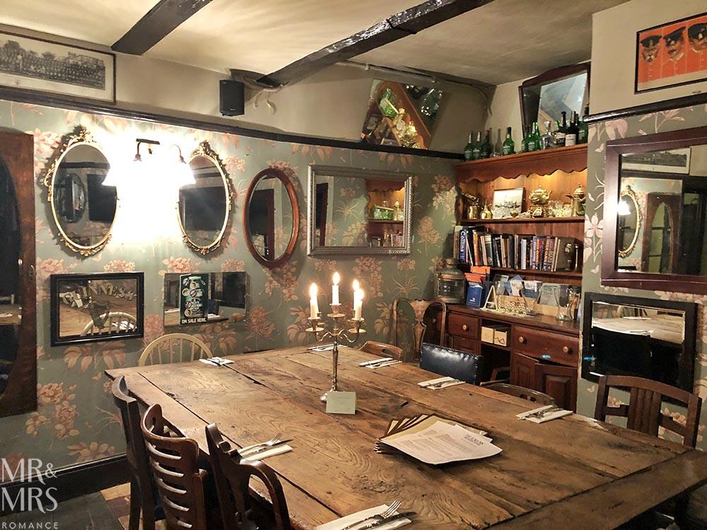 Norfolk, Suffolk, Sussex, Essex - Alma Inn Harwich