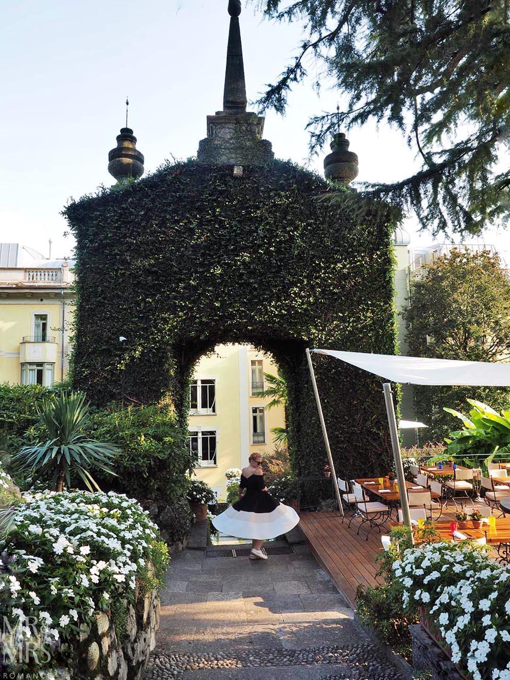 Grand Hotel Tremezzo Review - Where to stay Lake Como -