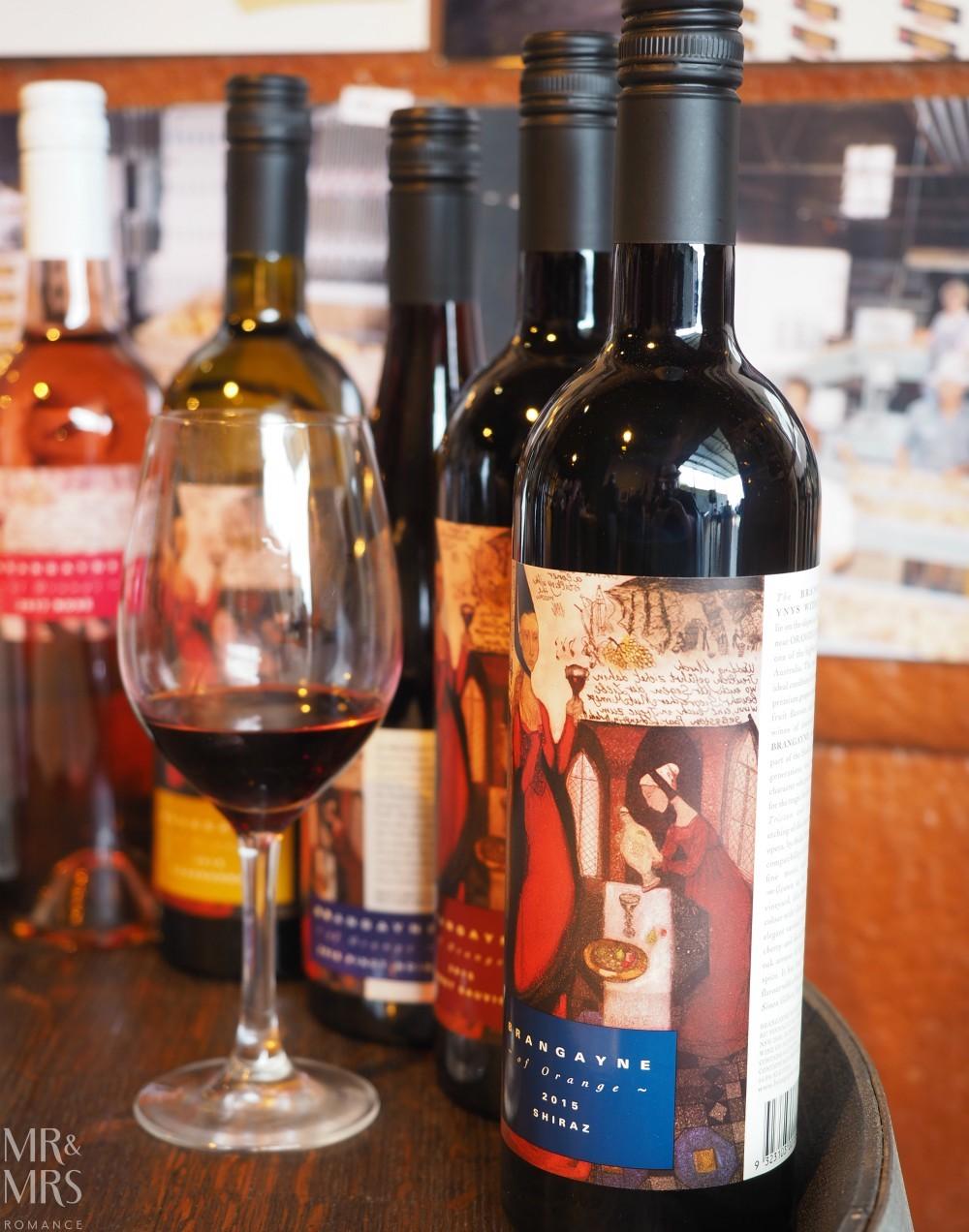 Orange Wine Festival - Brangayne Wines