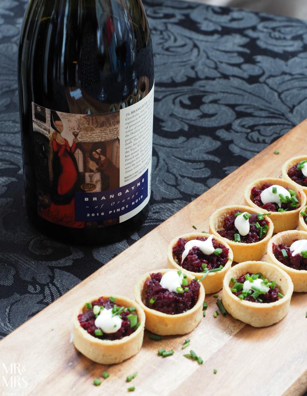 Orange Wine Festival - Brangayne Wines food
