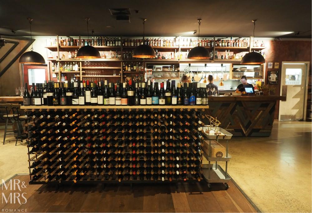 Orange Wine Festival - Charred wines
