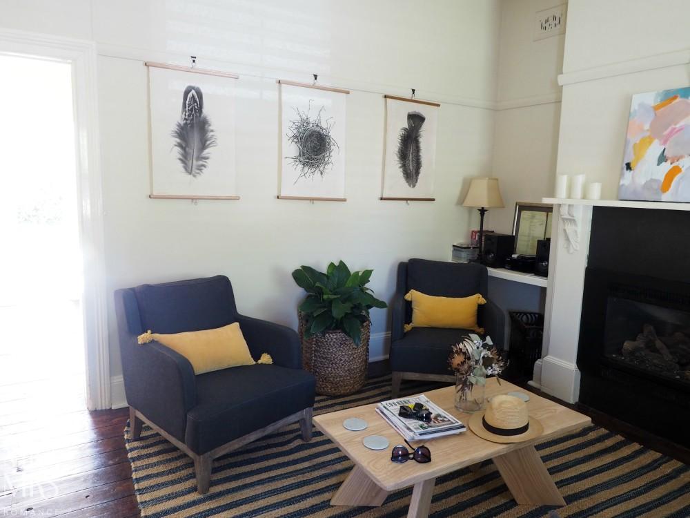 Orange Wine Festival - Cottage 79 lounge