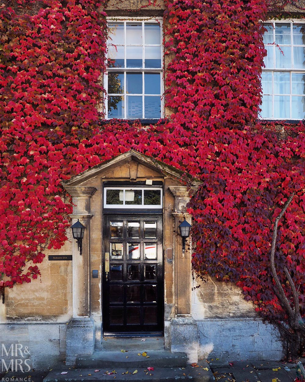 Weekly Edition - red door Woodstock Oxfordshire