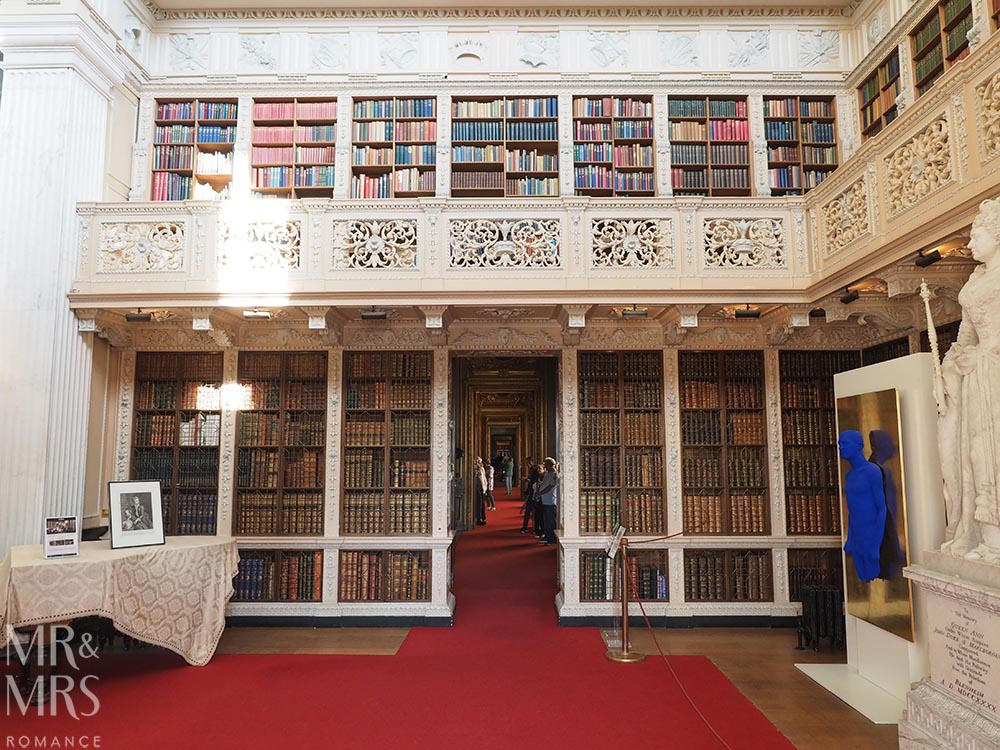 Weekly Edition Blenheim Palace library