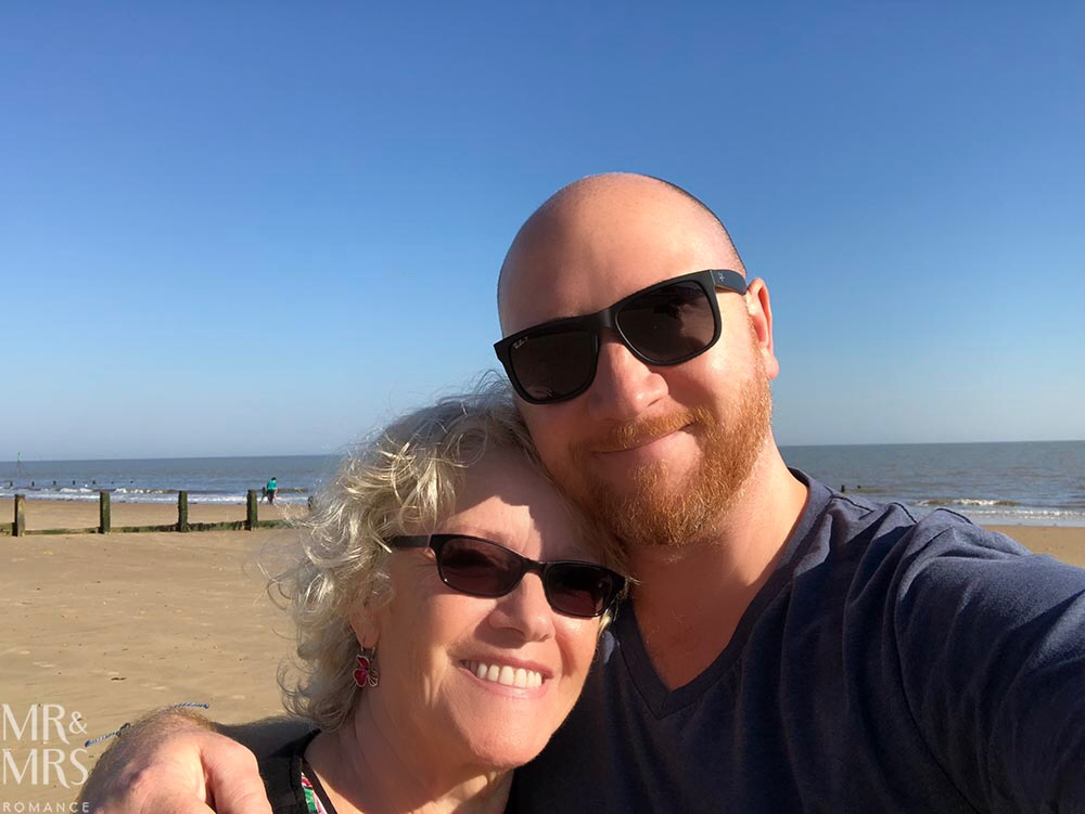 Weekly Edition - Frinton me and Mum