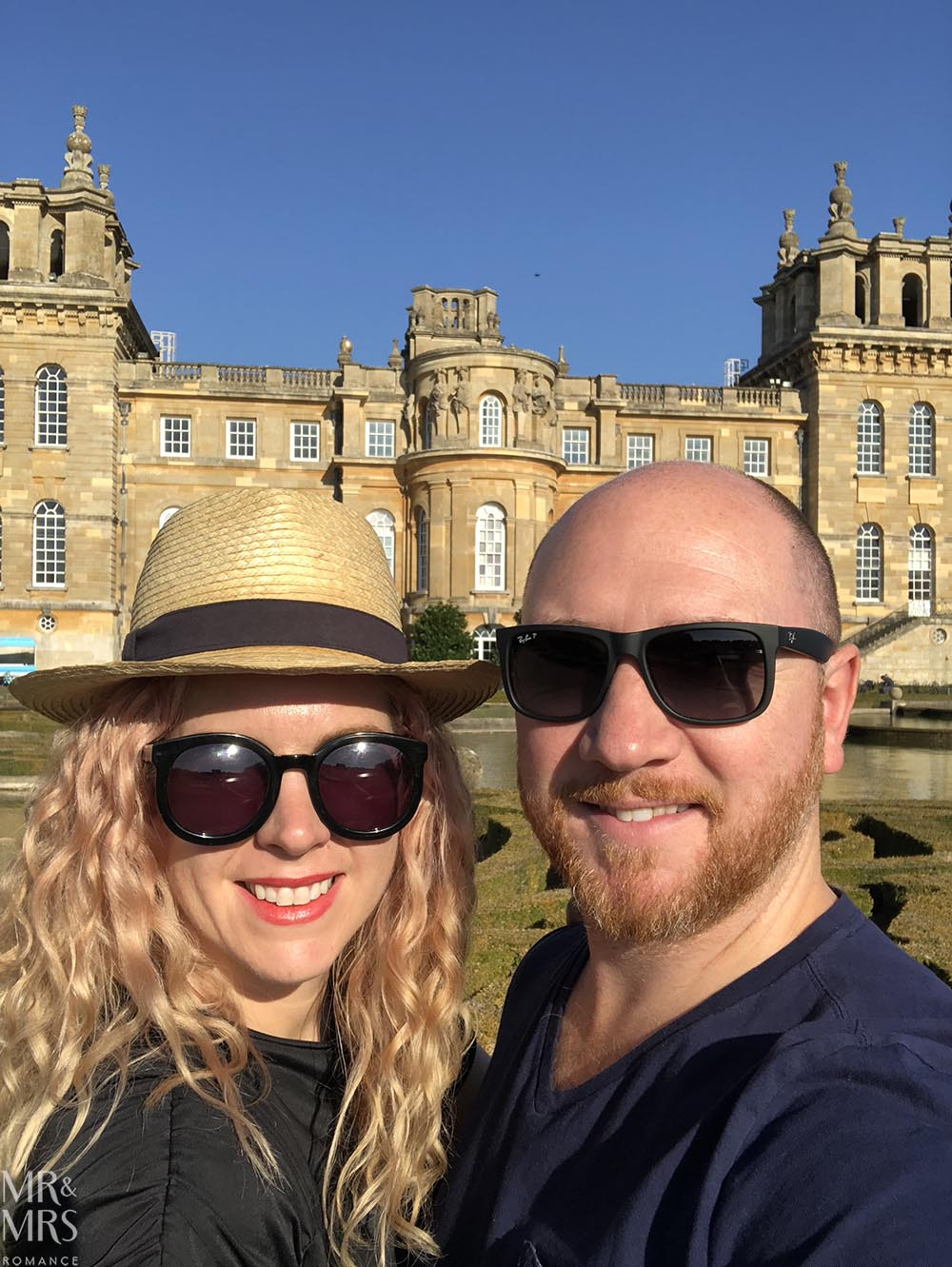 Weekly Edition - Blenheim Palace and us