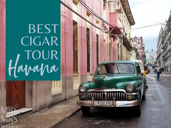 Cuban cigar factory tour Havana