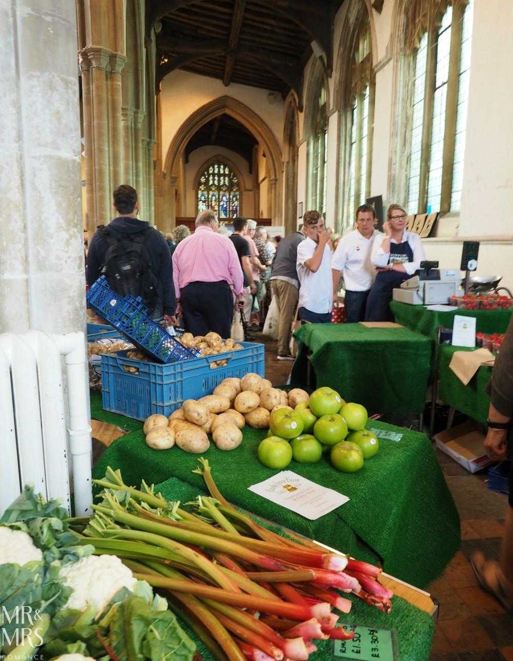 English countryside food - Sudbury Food Festival