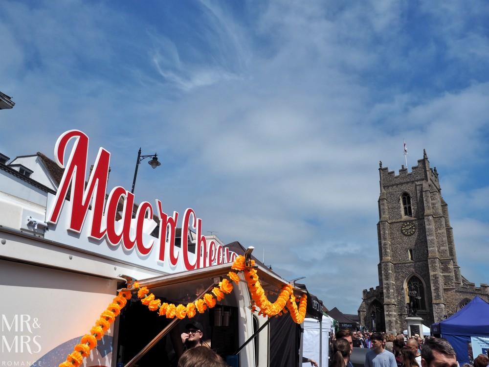 Food Sudbury Suffolk - 2 Sudbury Food Festival