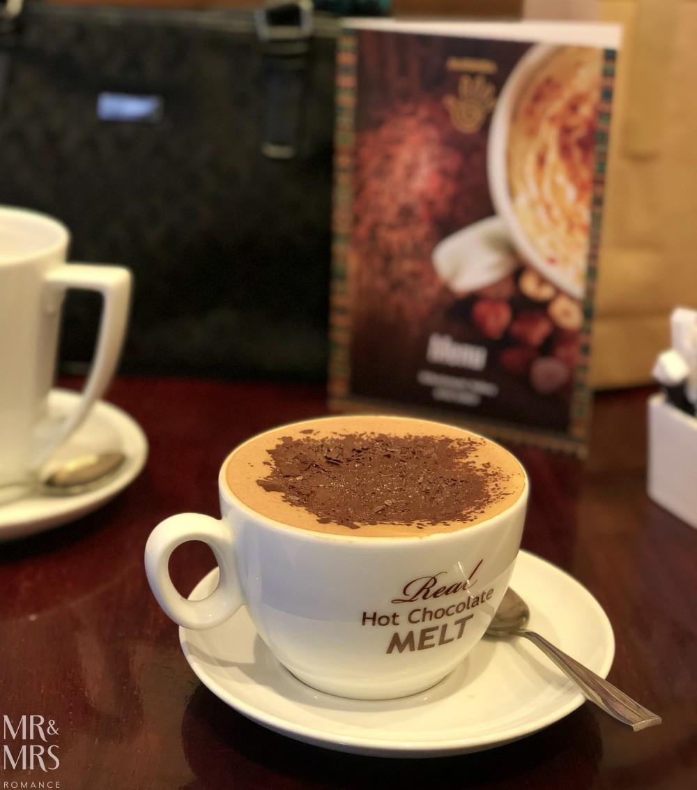 English countryside food - Merimba Hot Chocolate Sudbury