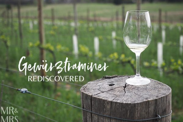 Gewurztraminer wine review
