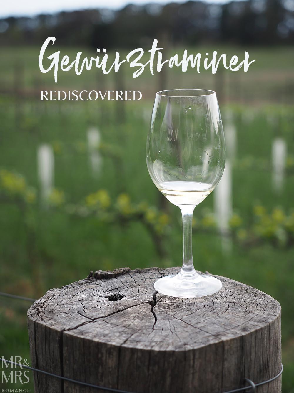Gewurztraminer wine review