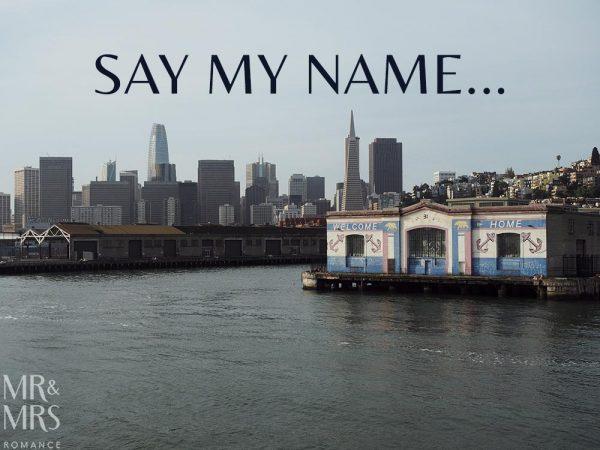 San Francisco Nicknames