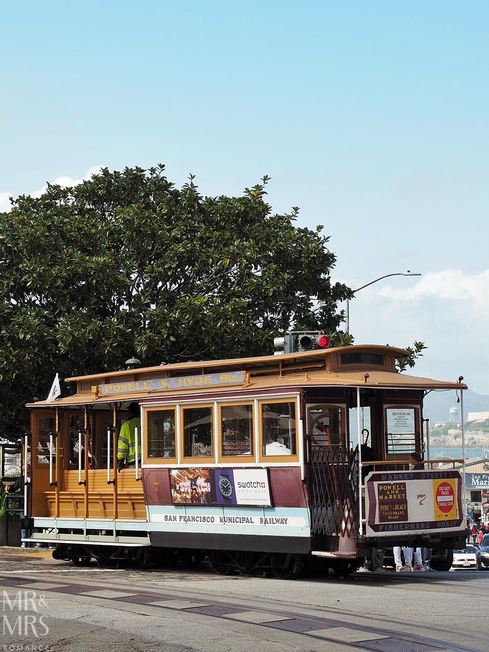 San Francisco Nicknames - Streetcar