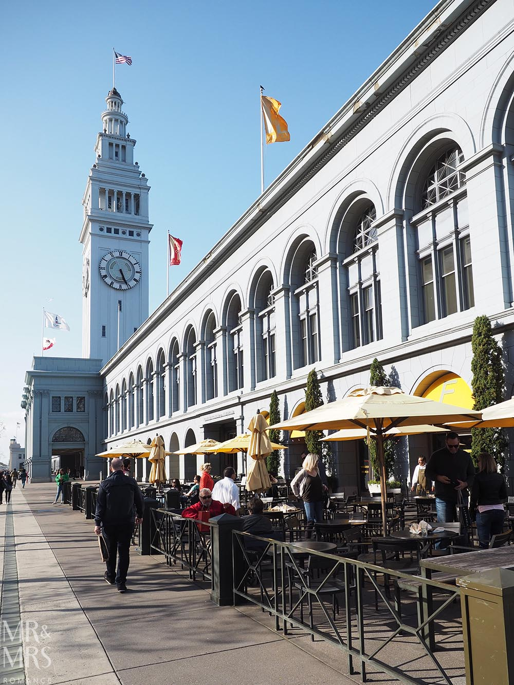 San Francisco Nicknames - Ferry Building