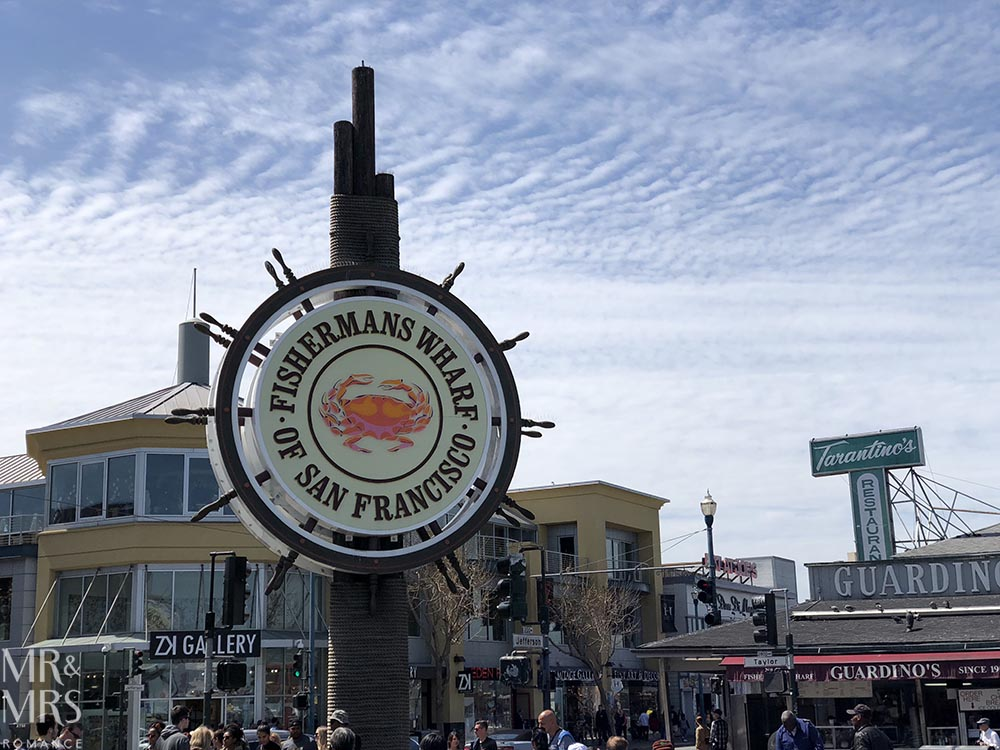 San Francisco Nicknames - Fishermans Wharf