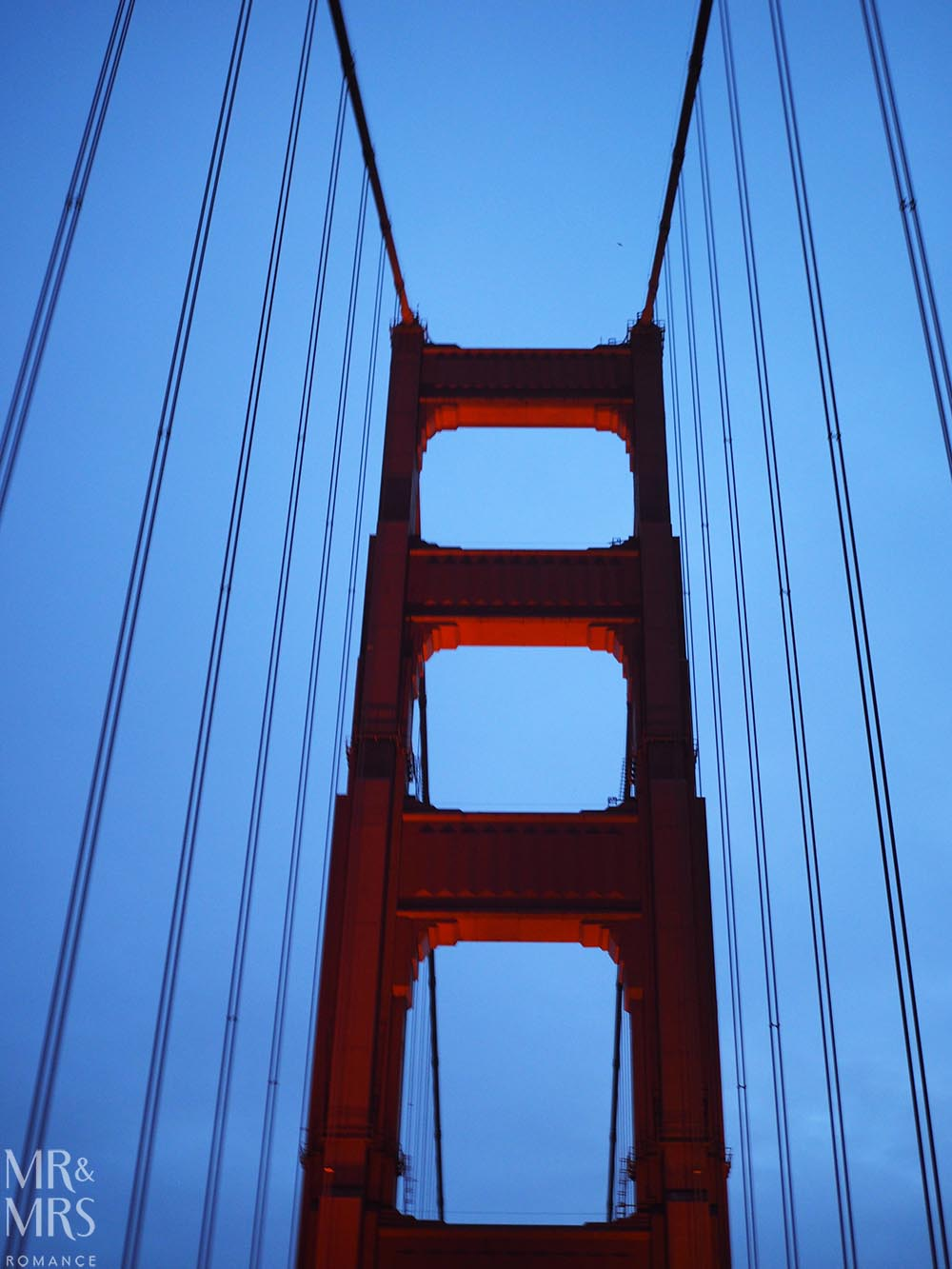 San Francisco Nicknames - Golden Gate Bridge