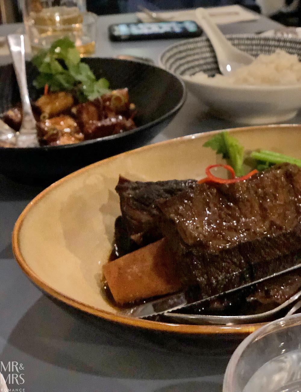 Chon Thai beef short rib
