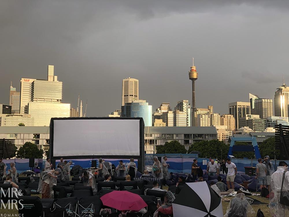 Openair Cinema Pyrmont mean sky