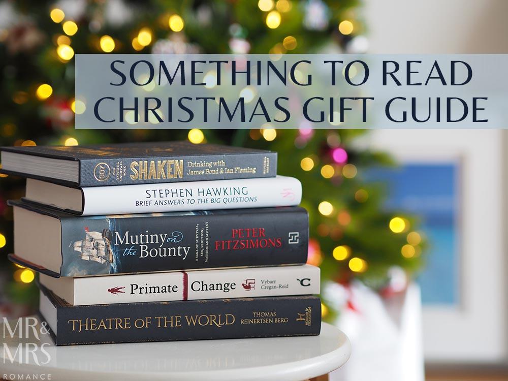 Good book Christmas gift