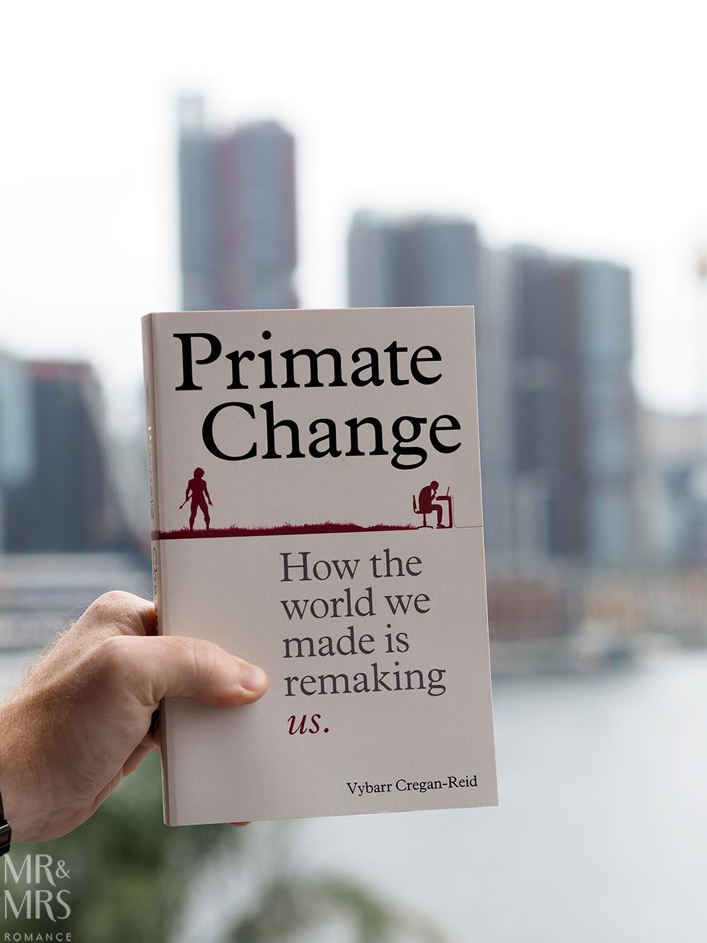Good book Christmas gift - Primate Change