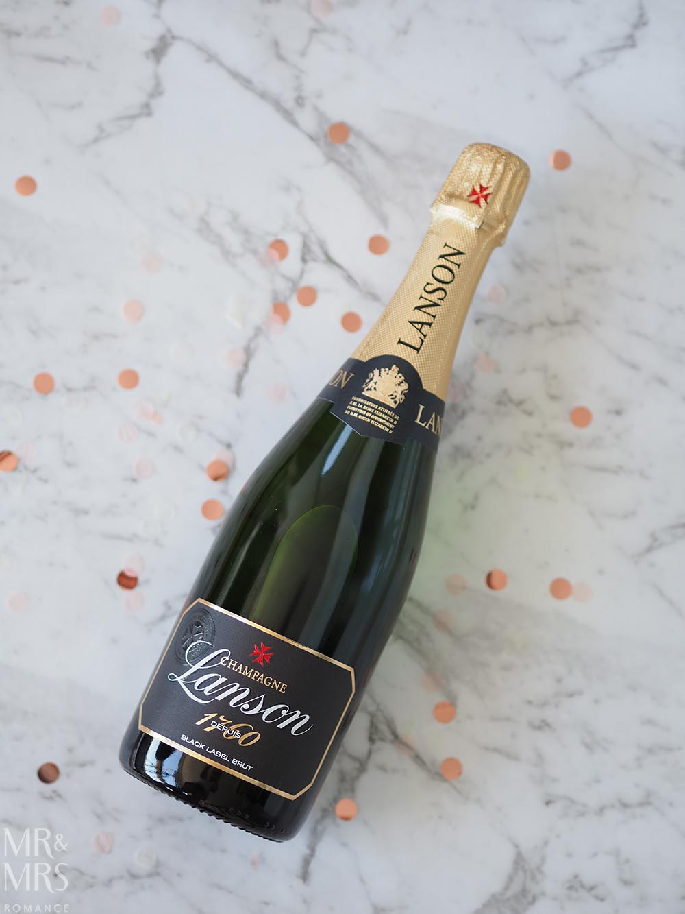 Last-minute Christmas gifts - Lanson Champagne