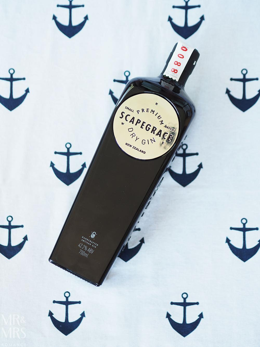 Last-minute Christmas gifts - Scapegrace gin