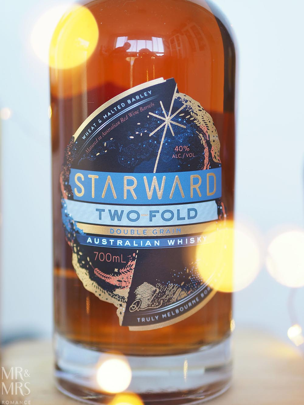 Last-minute Christmas gifts - Starward Two-Fold whisky