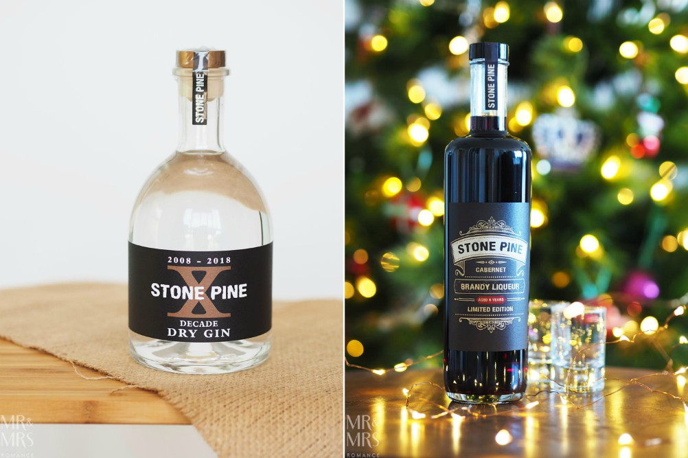 Last-minute Christmas gifts - Stone Pine collage
