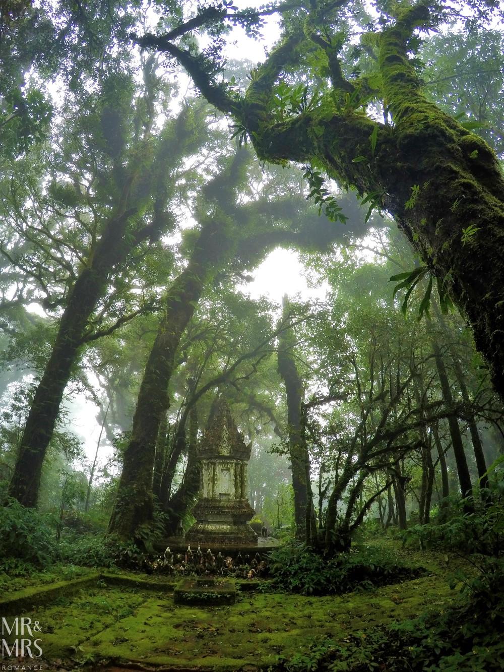 Visit Chiang Mai - Doi Inthanon shrine