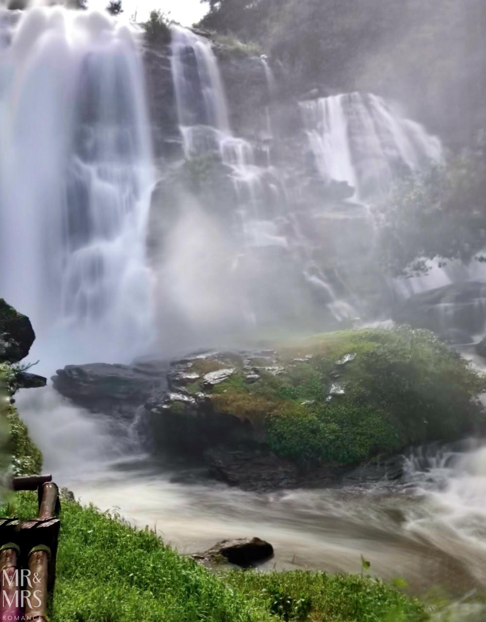 Visit Chiang Mai - waterfall