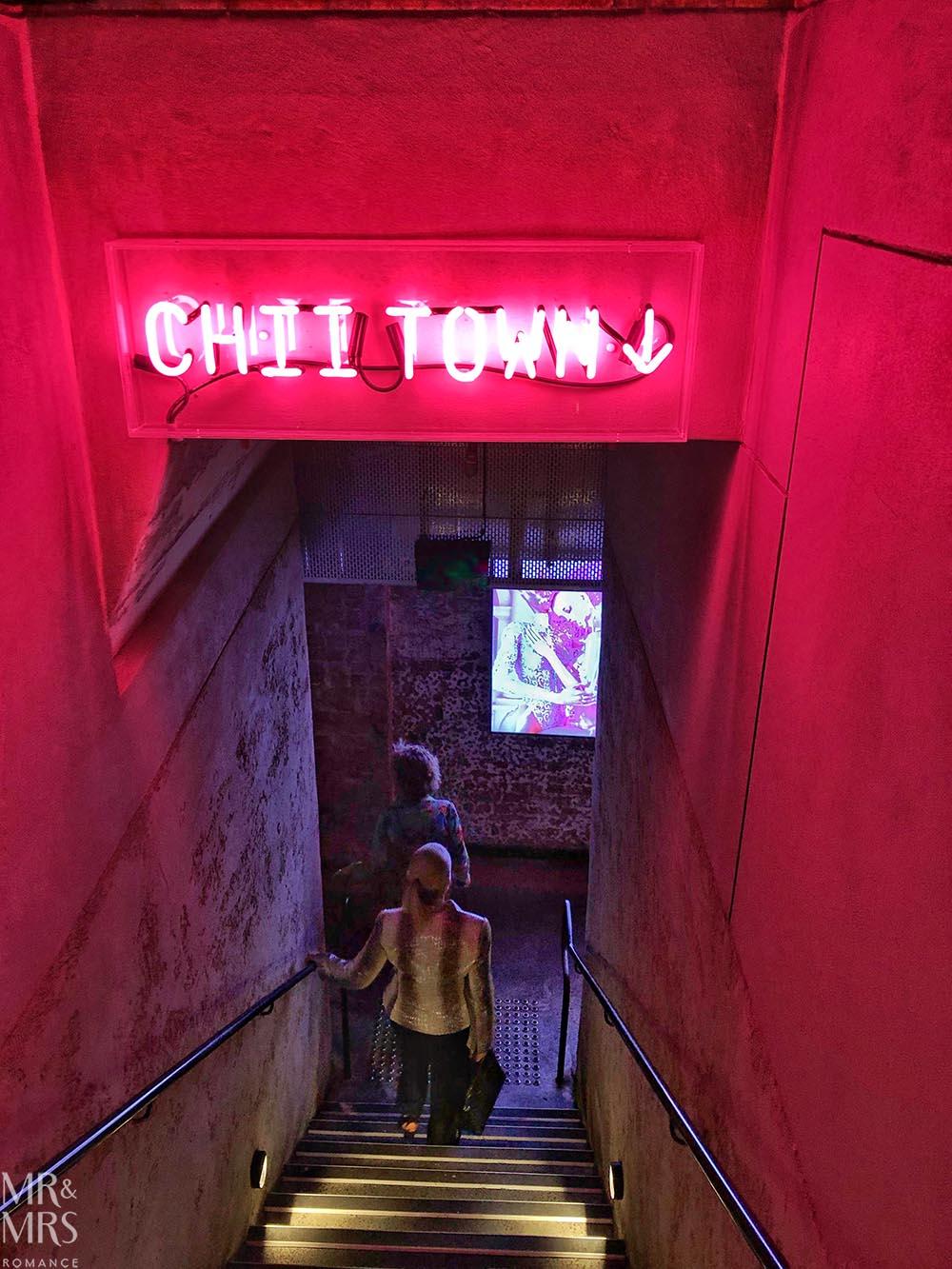 Chin Chin Sydney