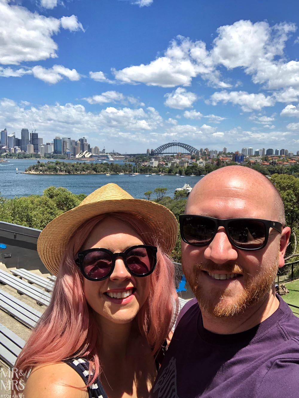 Taronga Zoo - us!