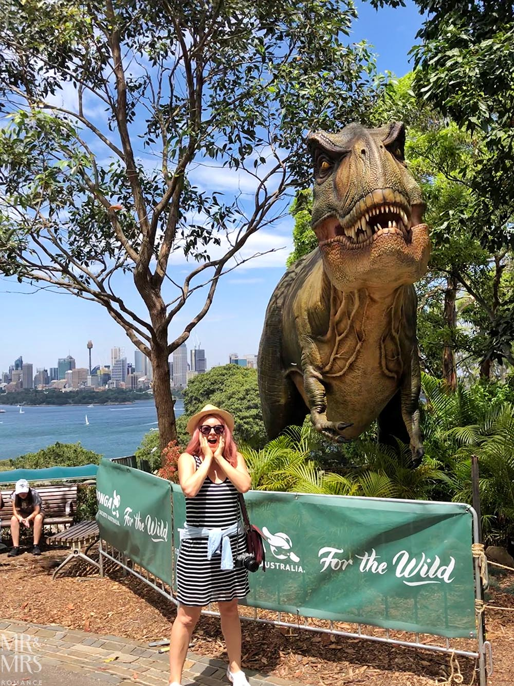 Taronga Zoo - dinosaurs!