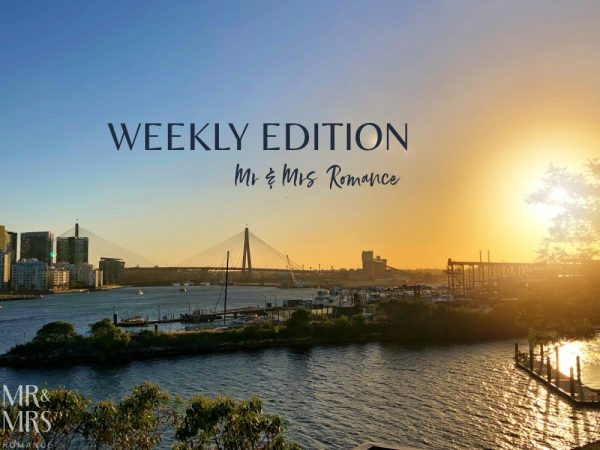 Weekly Edition - Sydney sunset