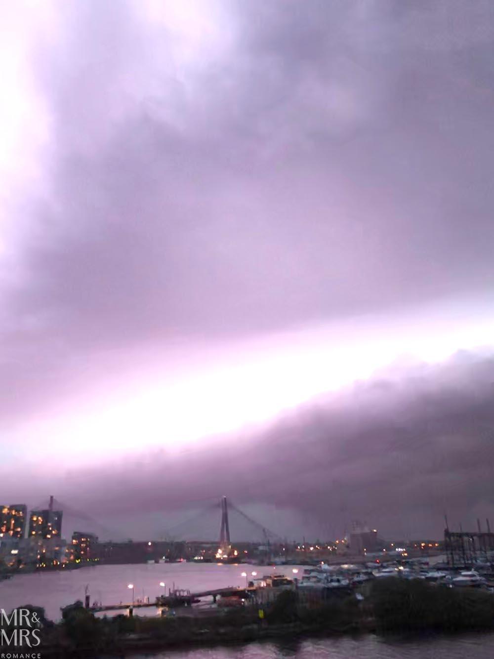 Sydney storm 2