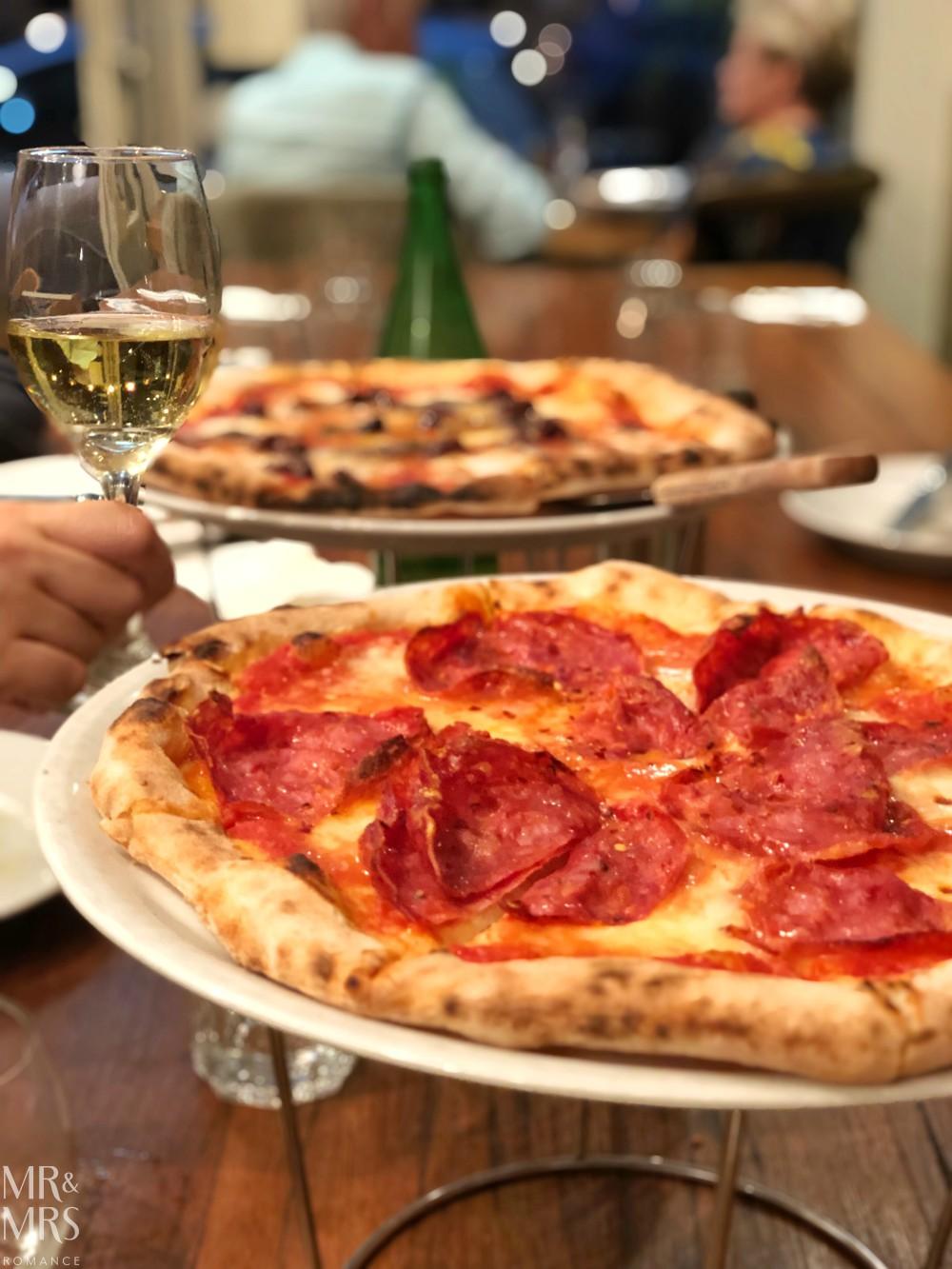 Happy birthday Christina - Capello PizzeriaBalmain