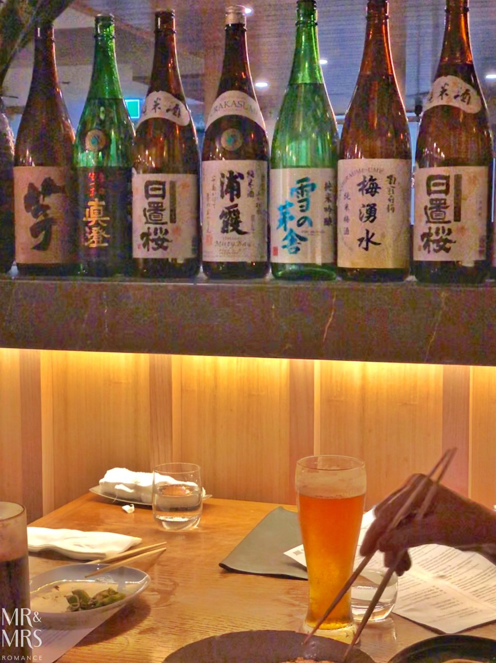 Gogyo Japanese restaurant Surry Hills