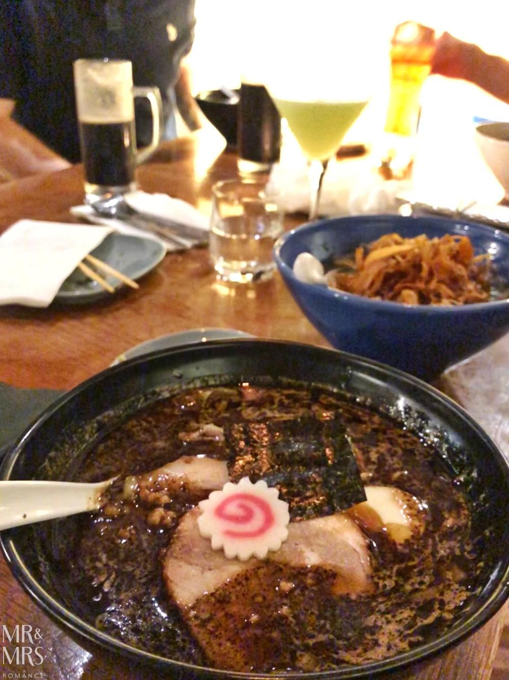 Gogyo Japanese restaurant Surry Hills ramen