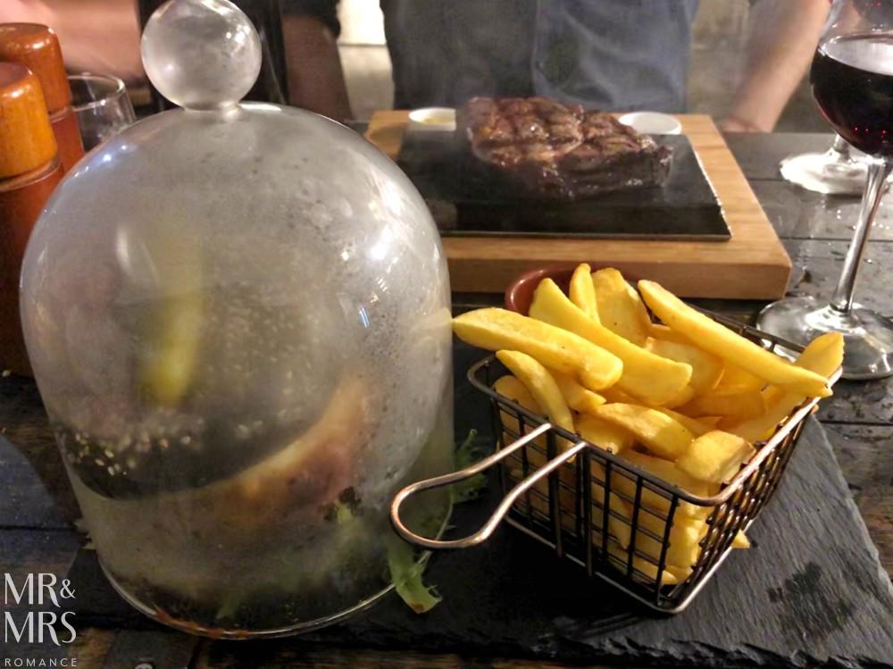 Elements bar and steakhouse Darlinghurst - hidden burger