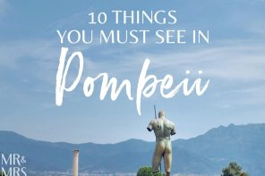 10 things you must see in Pompeii