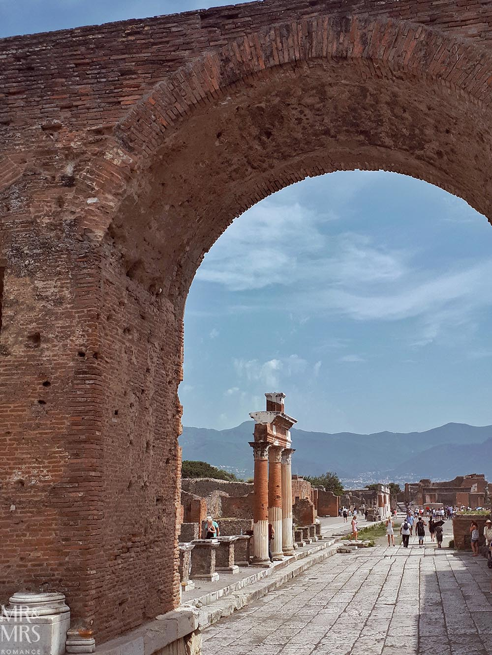 10 things you must see in Pompeii - Roman Forum and Sanctuary of Apollo