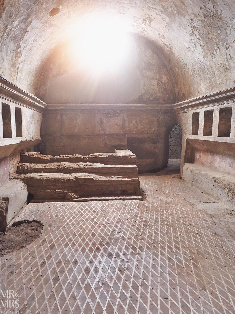 10 things you must see in Pompeii - Stabian baths - Terme Stabiane