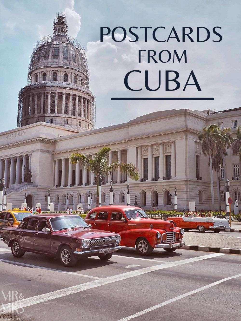 Postcards from Cuba - tips for photography in Cuba
