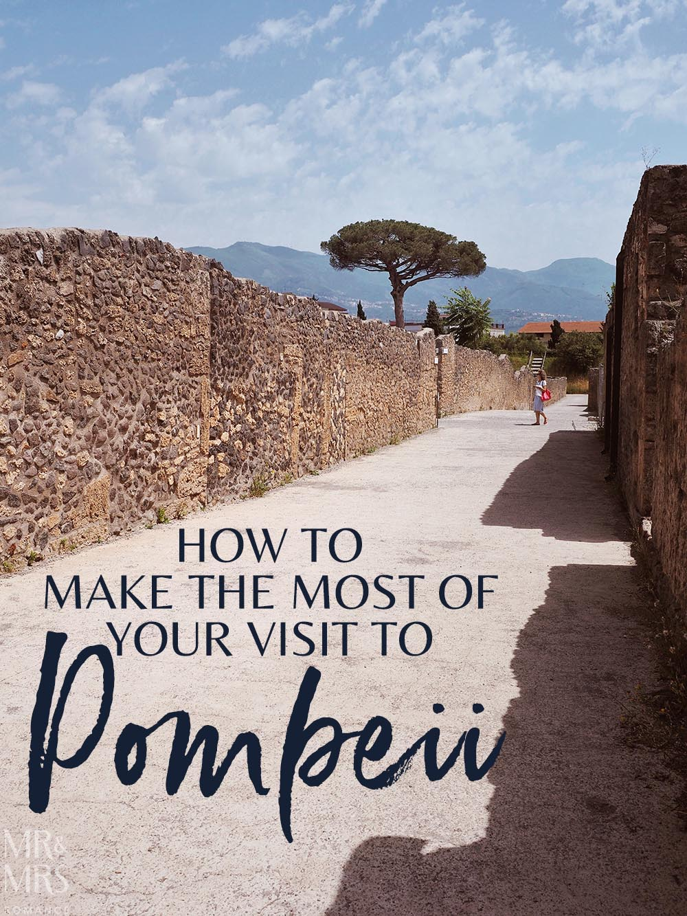 Pompeii DIY tour - how to get the most out of Pompeii